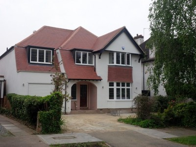 Extension and Refurbishment - Hatch End